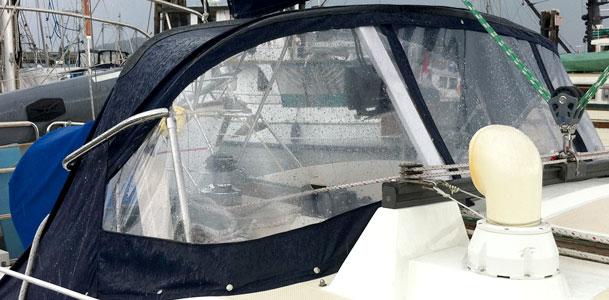 Seven Seams Marine :: Boat Tops & Upholstery